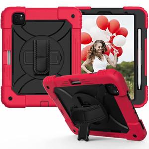 il prezzo di fabbrica bambini Custodia antiurto sicura per iPad Pro 11 2020 2018 Caso Tablet maniglia del basamento della copertura per iPad Air 4 Caso Generation 6 ° 7 ° 10.2