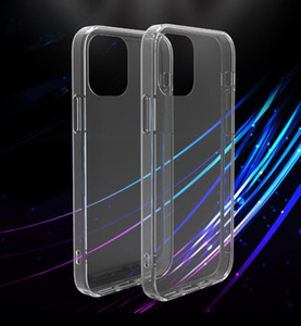 Transparent Shockproof Acrylic Hybrid Armor Hard Case for Phone 12 11 Pro XS Max XR 8 7 6 Plus for Samsung S20 Note20 Ultra a012