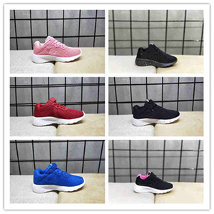 Running Shoes 2020 London Three Generations of Children's Oxford shoes cloth Sports Sneakers Top Quality Size26-35