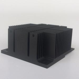 DIY 55x55x26mm 3D printer radiator Communication equipment heat sink 5G device radiator