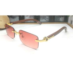 Designer Wholesale Horn Rimless Suppliers Glasses Sunglasses Sun Men Classic Superior Buffalo Wooden 2019 Glass Frame Tpngg