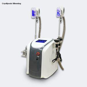 Лучшая цена CoolPlas Cryoliposi Body Sliuming Machine Cupping Set Cavital Vaccum Therapy Machine для SPA
