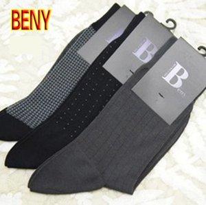 owfHe Mercerized buona qualità signore Benny e cotone sottile 5p6Wo boutique calzini affari mercerizzato calze da uomo in cotone uomini