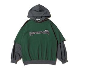 Gosha Rubchinskiy Mens Clothing Homme Hooded Sweatshirts Mens Women Designer Hoodies High Street Print Hoodies Sweatshirts