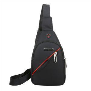 waist bag Chest Bag Men Womans Casual Wild Messenger Bag Outdoor Travel Shoulder T2 Drop Shipping