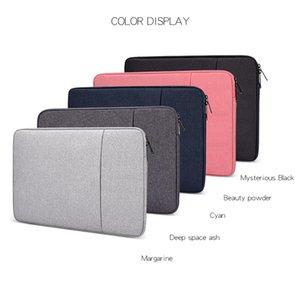 Handtasche Apple MacBook Liner Bag Huawei Pro Notebook Tablet Koffer 15,6 Zoll Anpassung Unternehmens-Computertasche für Männer / Frauen Q0119
