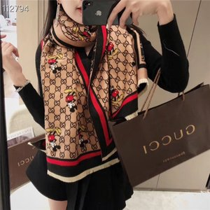 Fashionable hot sells female scarf shawl warm luxurious female autumn winter scarf is the good collocation of air conditioning room