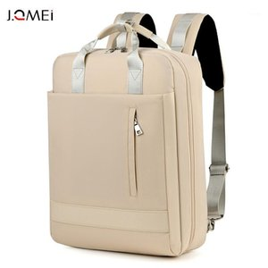 Manufacturers Supply Foreign Trade Rechargeable Backpack 15.6 Inch Laptop Bag Large Backpack1