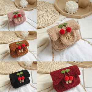 Mujeres Crossbody Plus Girl Hombro Lujos de Dener L4998 Lindo UQHU Designers Mini Bag Crossbody Niño Messenger Cherry Bols Bols Brof