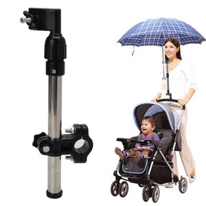 Stroller Accessory Umbrella Holder Mount Stand Handle Stroller Clip Useful Baby By Pram New