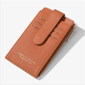 HBP PU Long Pirles Designer Wallet Lady Multicolor Geldbörsen Kartenhalter Frauen Klassische Tasche HP6913-6