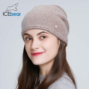 ICEBEAR 2020 High Hat de qualité femmes à la mode Cap E-MX19104