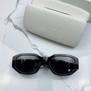4361 Women Sunglasses Square Top Plate Making Frame Fashion Show Simple Popular Style UV 400 Outdoor Glasses Top Quality come with Case