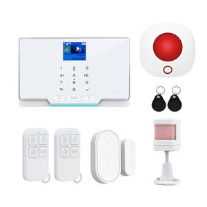 Tuya camera wireless home burglar alarm system high quality motion detector smart security PIR