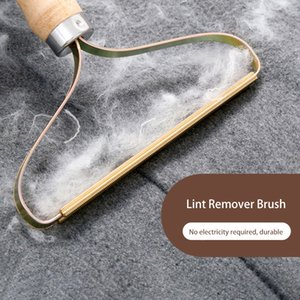 Lint Shaving Remover Mini Portable Hair Ball Trimmer Clothes Fuzz Fabric Shaver Brush Tool Power-Free Fluff Removing Roller