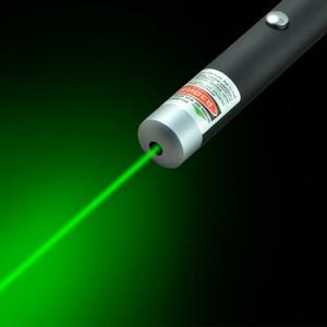 Лазерный прицел Указатель 5MW High Power Зеленый Синий Красный Dot лазерный луч Pen Мощный лазерный измеритель 405nm 532nm 650nm зеленый Lazer