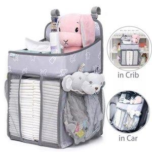 Orzbow Baby Bread Suspension Sac de rangement Portable Douche Organisateur Nouveau-né Literie Set pliable Sacs Nappy Sacs New-Corn Conteneur Q0111