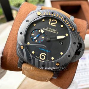 2020 высокое качество РАМ мужчины часы Joker Firenze 1860 Наручные часы Luminor Погружные инструменты выживания мужские часы D0049