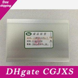 Sj F -G6 Rohs 250um Oca Sticker Film için Iphone 4 / 4s 6 6plus Optik Temizle Yapışkan Tutkal Sticker Oca Film DHL Ücretsiz Kargo 5c 5 5s