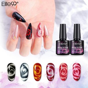Elite99 10ml Blossom Painting Gel Nails Art Soak Off UV LED Flower Blooming Effect Semi permanent Gel Paint Nail Manicure UV