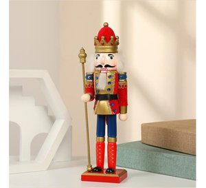 new arrive Nutcracker ornaments Toy model Decorative ornament kids toys Holiday gift best selling hot and cool style