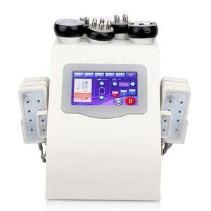 Cavitation Lipo Laser Slimming Beauty Salon Equipment RF Ultrasonic Liposuction Fat Reduction Vacuum Radio Frequency Weight Loss Machine