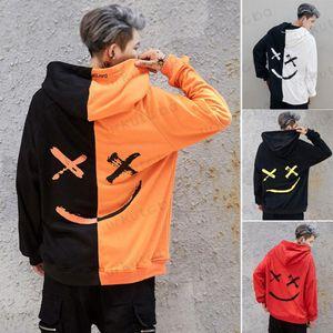 2021 جديد الأزياء هوديس الرجال مقنع هوديي هوديي البلوز رياضة العمل sweatershirt قمم البلوز الخريف أبلى بلوزات