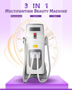 2020 Best Price Pico Second Laser Machine With IPL Elight Technology Hair Removing Skin Care Machine
