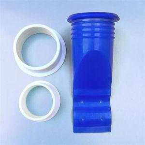 Bague d'étanchéité d'égouts Bagisserie de joint de silicone bouchon d'égout d'égout de vidange Désodorant piscine de sol vidage accessoires de salle de bain