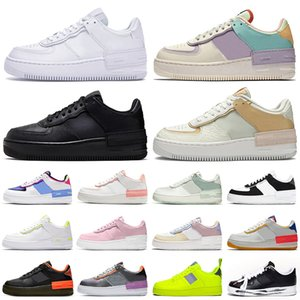 nike air force 1 forces shoes af1 airforce one Frauen Männer Plattform Schuhe Herren Trainer Outdoor-Sport Turnschuhe
