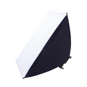 نظام ضوء التصوير الفوتوغرافي Softbox إضاءة أطقم 50x70CM صناديق لينة للاستوديو الصور معدات