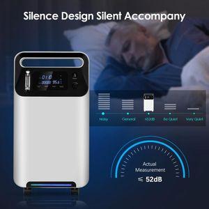5L Adjustable Portable Oxygen Machine For Pregnant Women With Fogging Home Elderly Five Liters Portable Oxygen Absorber