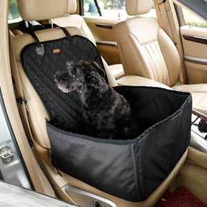 Waterproof Pet Dog Carrier Car Seat Pad Safe Carry House Cat Puppy Bag Car Travel Accessories Dog Seat Bag Basket