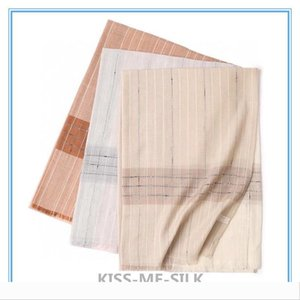 Designer KMS Latest New Water-soluble Sheep Wool Gradient Color Scarf Shawl for Girl Lady Women 90*