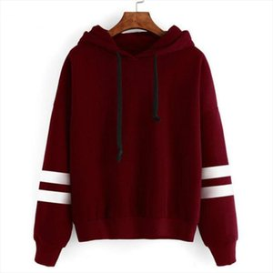 Autumn Women Hoodie Casual Long Sleeve Hooded Pullover Sweatshirts Hooded Female Jumper Women Tracksuits Sportswear Drop Shipping