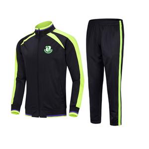 20/21 Shamrock Rovers FC Chándal de fútbol Kits de fútbol Jersey Pantalón Hombre Uniforme Uniforme Adulto Conjunto de fútbol de invierno Jóvenes Sitios Calientes