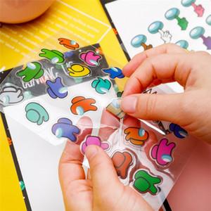 게임 가운데 스티커 PVC 투명 게임 애니메이션 만화 스티커 포스터 데칼 수화물 노트북 기타 벽 데스크탑 스티커 여러 가지 빛깔의 G11209