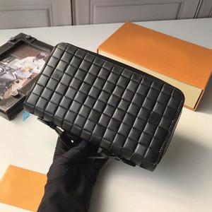 تصميم محافظ رجل محفظة محفظة محفظة Zippy محفظة رجل طويل محافظ طية حامل البطاقة حامل جواز سفر الرجال مطوية المحافظ كوين صور الحقيبة