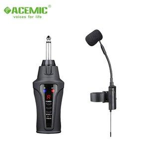 FT-original ACEMIC 5 clip instrument sans fil microphone sans fil pour clarinette revers trompettes clarinette cornes