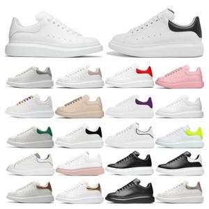 Top qualité des femmes des hommes Blcak Velet Chaussures pas cher Meilleur mode blanc Chaussures plateforme en cuir plat extérieur robe de soirée Daily Chaussures K03