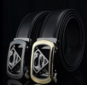 KWD 2020 New Designer Luxury Automatic Buckle Belt Cowskin Genuine Leather Belts for Men Business Male Ceinture Riem