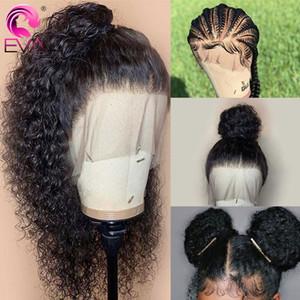 Pelucas de cabello humano de encaje completo de pre-arcadas con pelucas de pelo humano rizado brasileño para mujer para mujeres 360 encaje frontal peluca pre arrollada