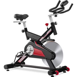USA AZIENDALI INDOOR Cycling Esercizio Bike Belt Drive Bicicletta fissa con monitor LCD Cuscino di sedile Cuscino domestico Cardio Workout MS192899AAJ