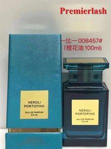 Premierlash Neroli Portofino Nötr Parfüm Deri Narenciye En Yüksek Kaliteli Su Sprey Kare Vücut Şişesi 100 ML EDP Üst Marka Hızlı Teslimat