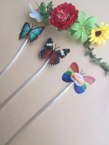 Luminous wire braid flash braid fiber optic hairpin LED light wig bar party decoration