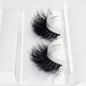 3d Mink Eyelashes Bulk 3d Mink Hair Lashes With Eyelash Packaging Box