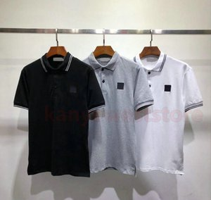 2020 nuevos diseñadores t shirts para hombre polo camisa luxurys camiseta camiseta verano camiseta hombres camiseta moda mujer ropa ropa tapa tapa de manga corta camiseta