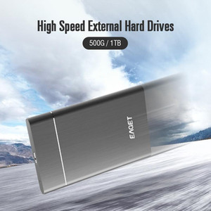 EAGET G10 2.5 inch External Hard Drives USB3.0 500G   1TB High Speed Metal External Solid State Drive For Notebook PC1