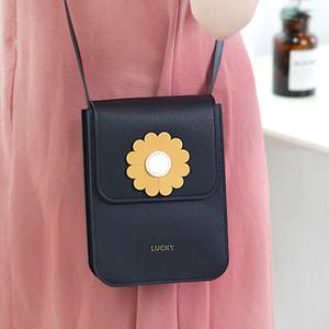 2020 New Colorful Cellphone Wallet Bag Women Fashion Daily Use Card Holder Small Summer Shoulder Bag for Women Bolsas Feminina