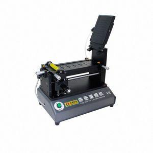 LY 976 todos em um semi-automático vácuo OCA filme laminador 220V 110V com moldes de tela 1 planas universal e 5 ponta oca para OSV6 #